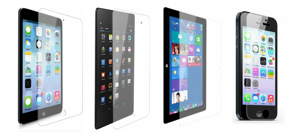 Available for a large range of touch screen devices.