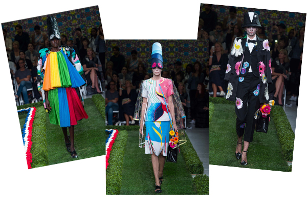 Thom Browne Collage SS15