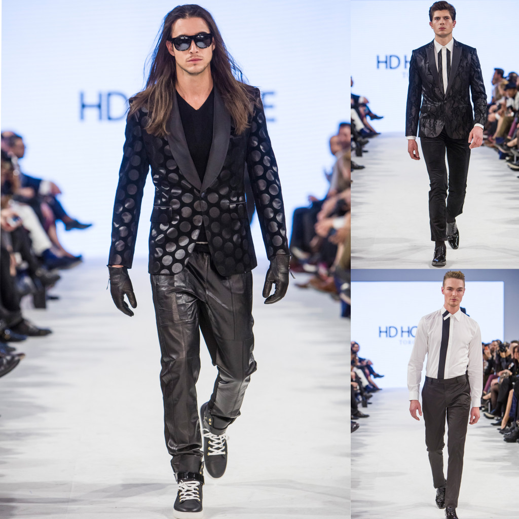 STM TOMFW HD Homme. Photos: Shayne Gray