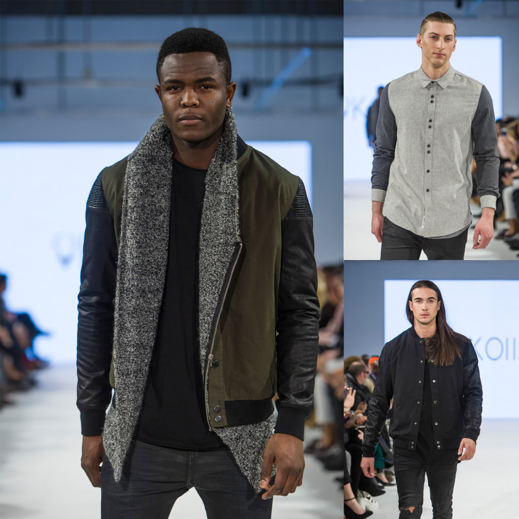 STM TOMFW Kollar Clothing. Photos: Shayne Gray