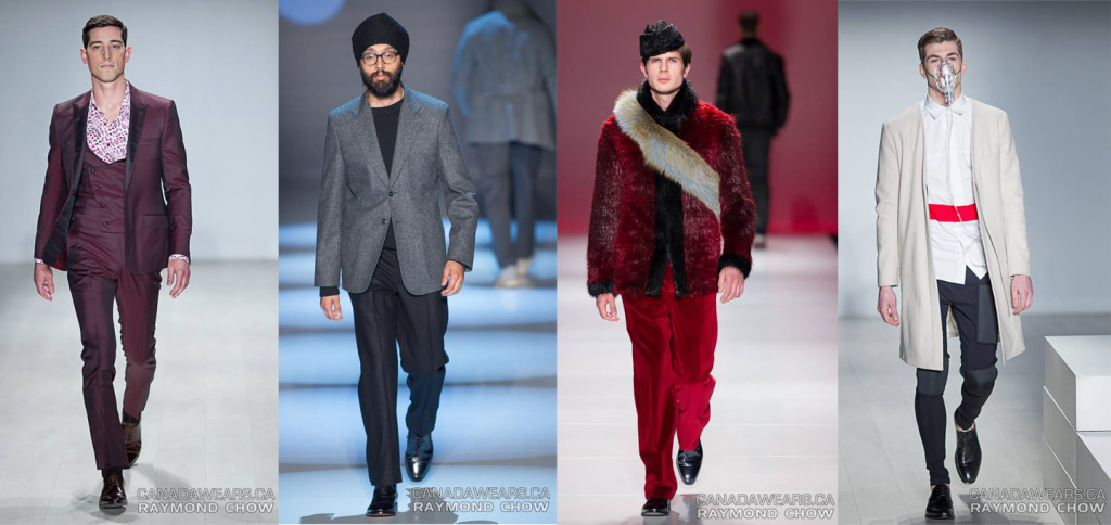 WMCFW ROUND UP Menswear 2015