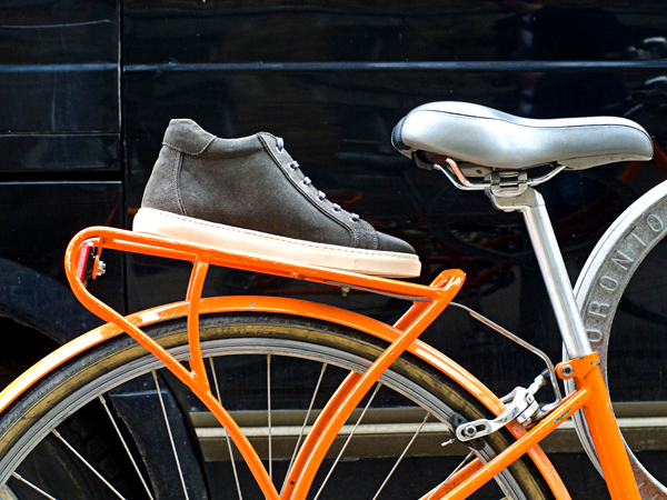 600 crop Orange Bike Gray High Top