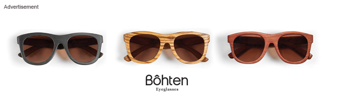 BOHTEN Advert
