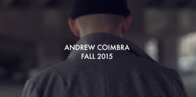 BW ANDREW COIMBRA VIDEO CAMPAIGN