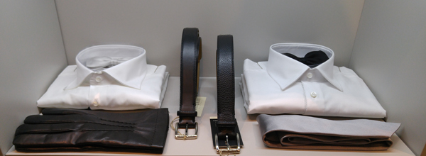 Shirts and Belts SN