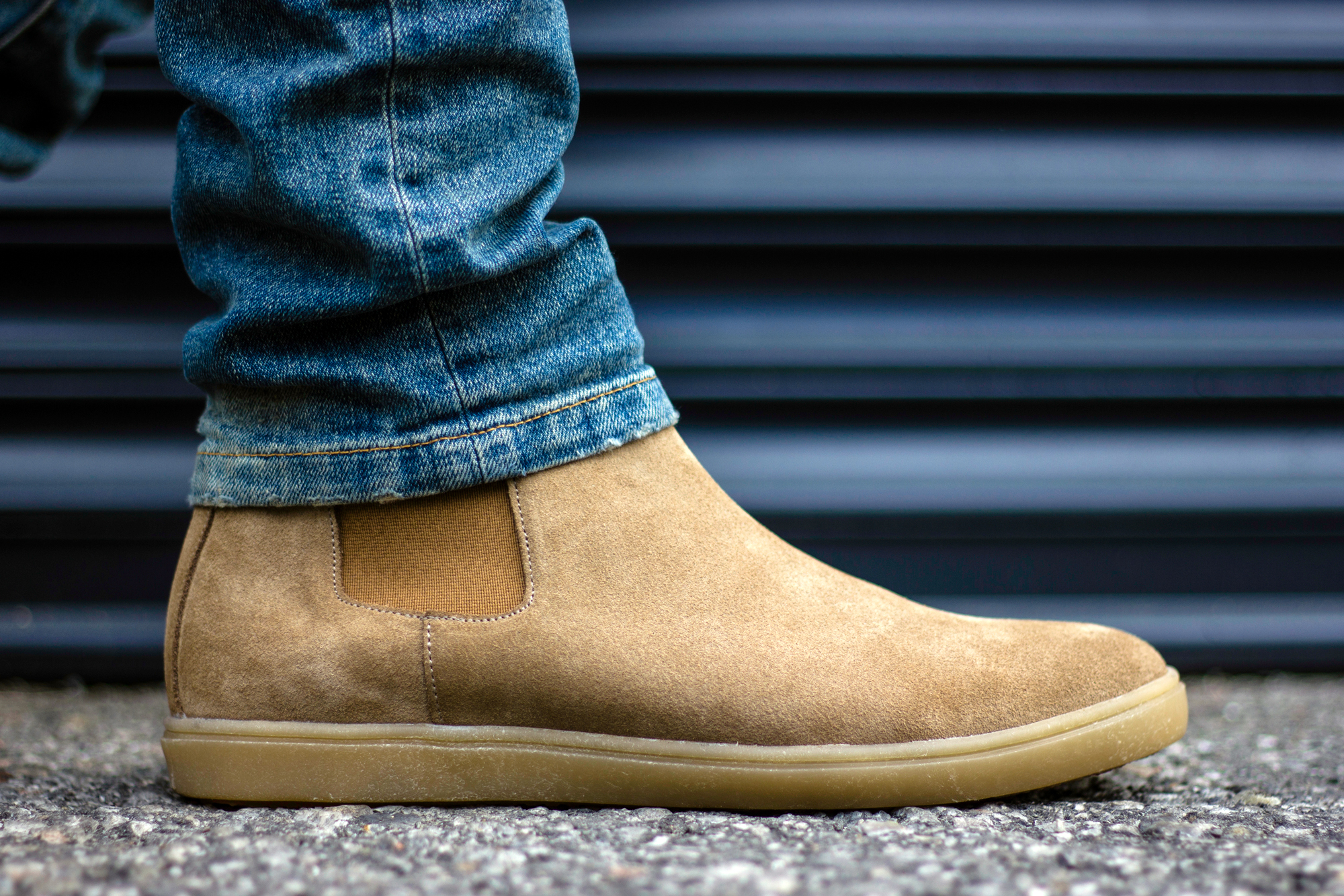 Nobel Sole Chelsea Boot